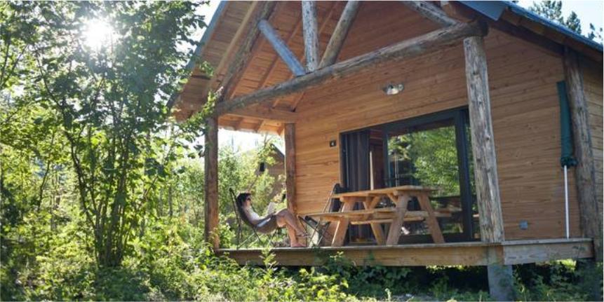 Image de Camping Hutopia