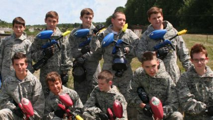 paintball Ado