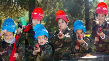 paintball enfant île de France